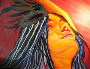 Artist Jen West