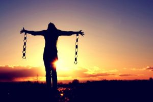 break free from chains