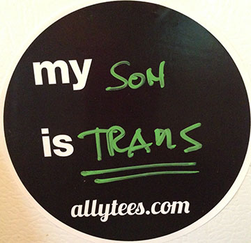 My Son Is Trans