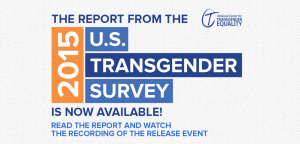 Resource: US Transgender Survey (released Dec. 2016)